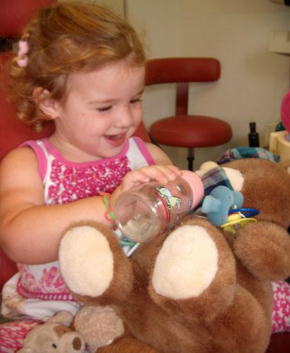Curso de Odontopediatría Clínica