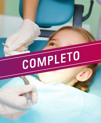 Curso de Posgrado Actualización en Odontopediatría