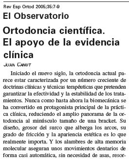 #LecturaRecomedada: Ortodoncia basada en Evidencia