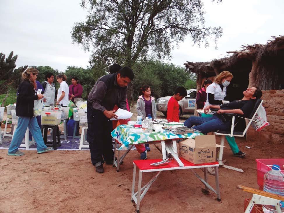 #LecturaRecomendada – Proyecto de Salud Bucodental en Zonas Inhóspitas del Noroeste Cordobés